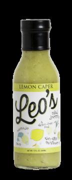Leo's Dressing-Lemon Caper